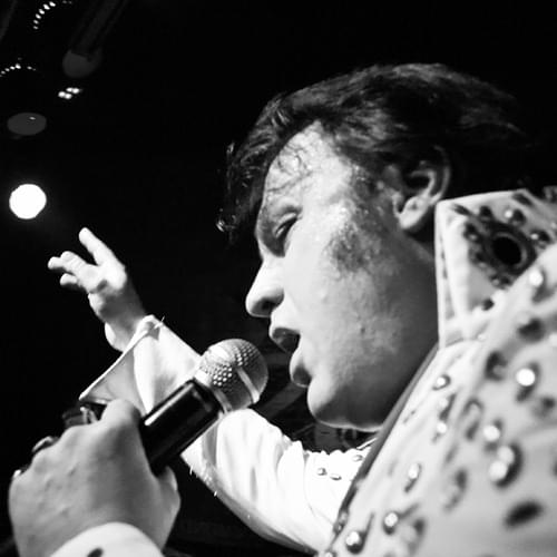 Tickets kaufen für The Soul of Elvis  am 26.04.2019